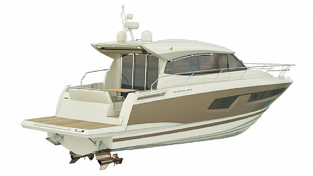 Jeanneau PRESTIGE 420S2018 for sale call for a price