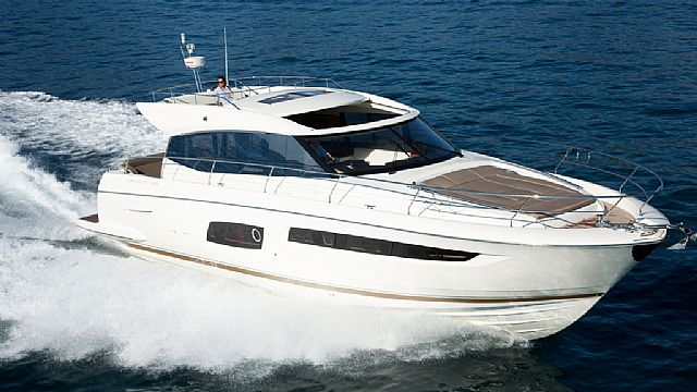 Jeanneau PRESTIGE 550 S	2018 for sale call for a price
