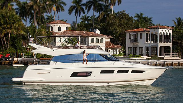 Jeanneau PRESTIGE 550 	2018 for sale call for a price