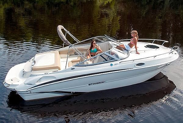 Stingray 215CR CUDDY2019 for sale call for a price