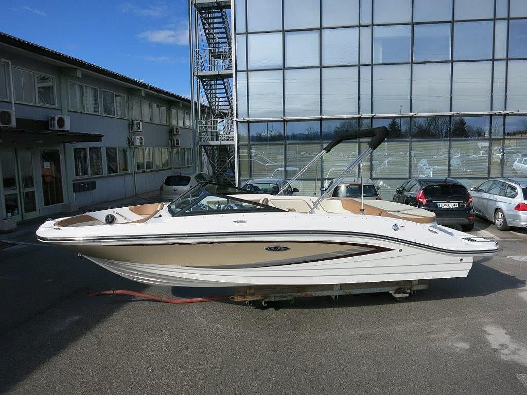 Sea Ray 210 SPXE2019 for sale: 41615.-EUR