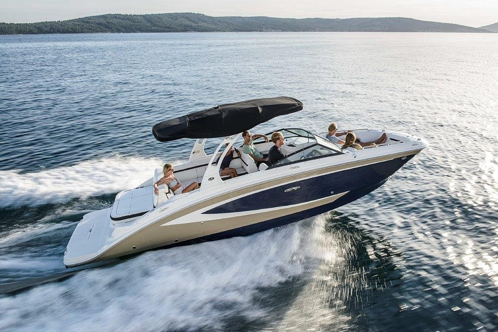 Sea Ray 270 Sundeck (SDE)2019 for sale: 83225.-EUR