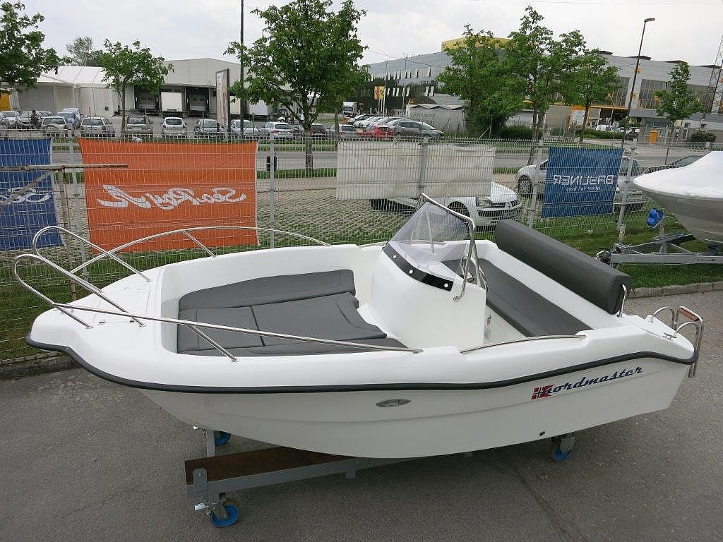 Nordmaster 450 Open - NA ZALOGI2019 for sale: 7180.-EUR