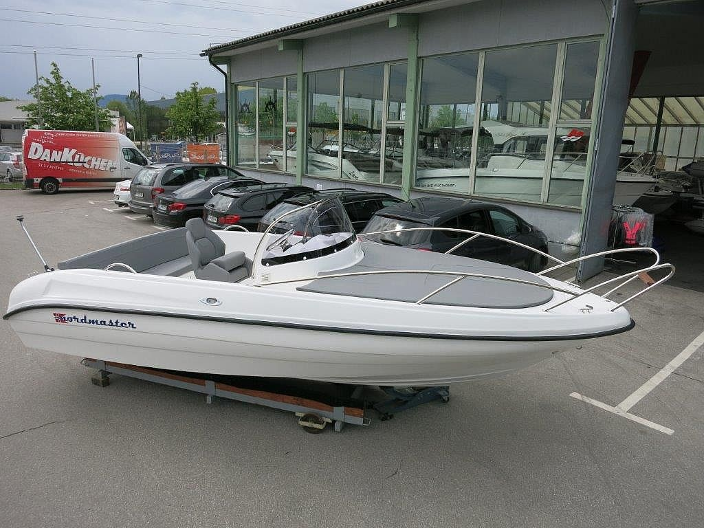 Nordmaster 560 Sundeck - AKCIJA2020 for sale: 13390.-EUR