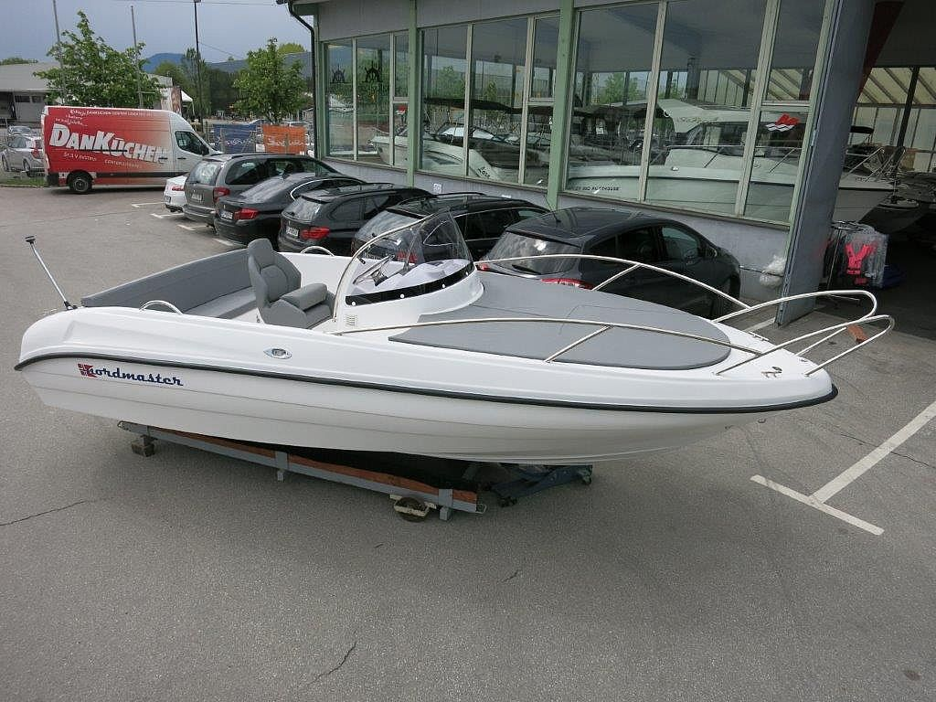 Nordmaster 560 Sundeck + Mercury F115 - AKCIJA2020 for sale: 24240.-EUR