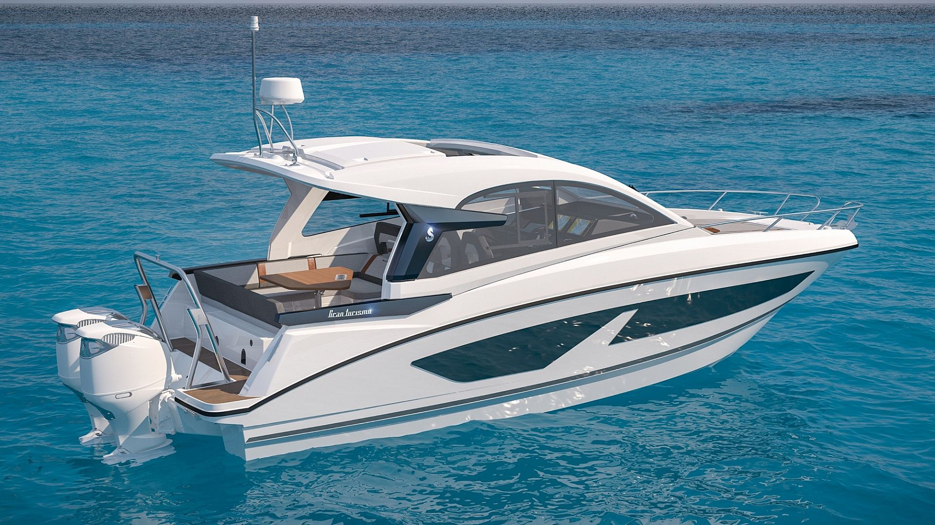 Beneteau Gran Turismo 32 OB2019 for sale call for a price