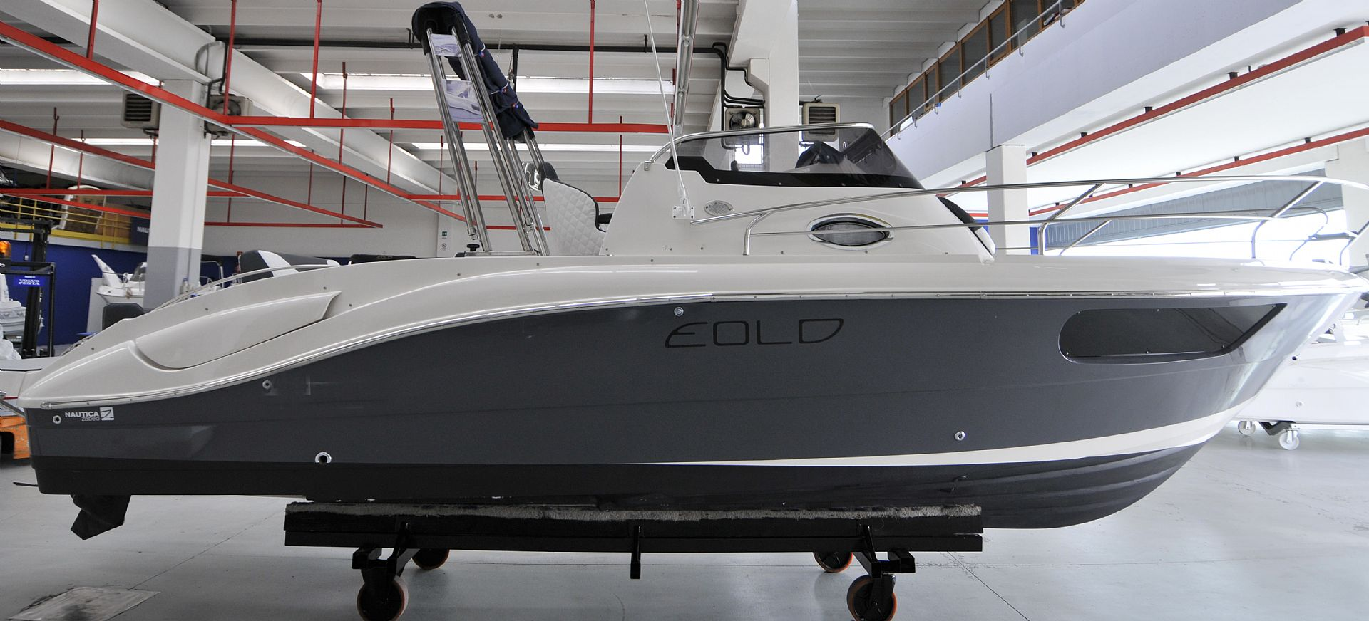 Eolo 830 Day2020 for sale call for a price