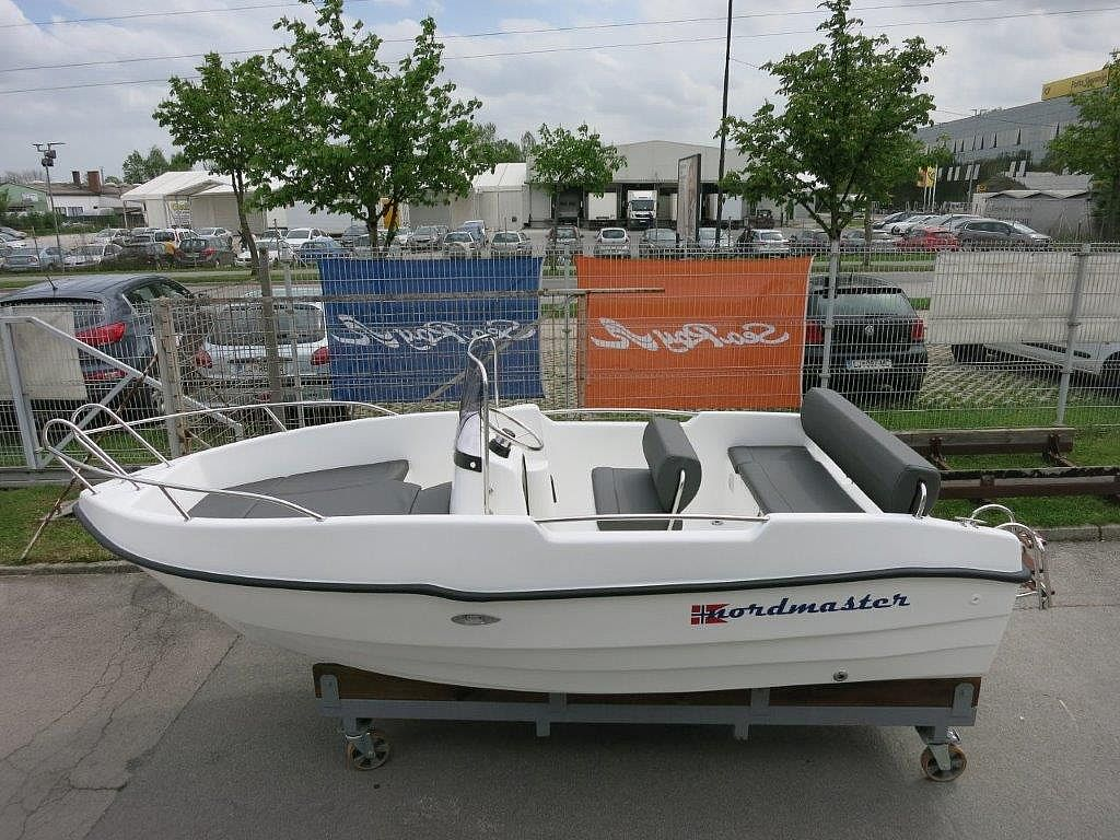 Nordmaster 440 Open + Mercury F30 - RAZPRODAJA2020 for sale: 11170.-EUR