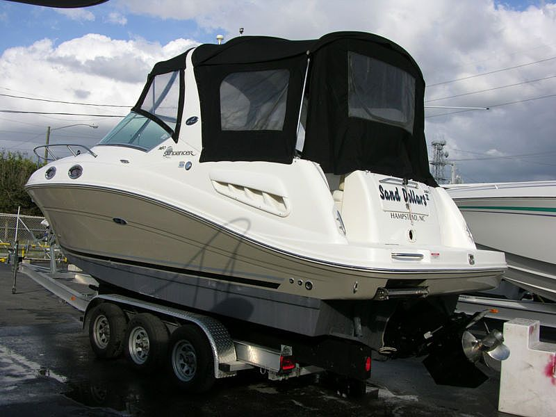 Sea Ray sundancer 2602008 for sale: 34600.-EUR