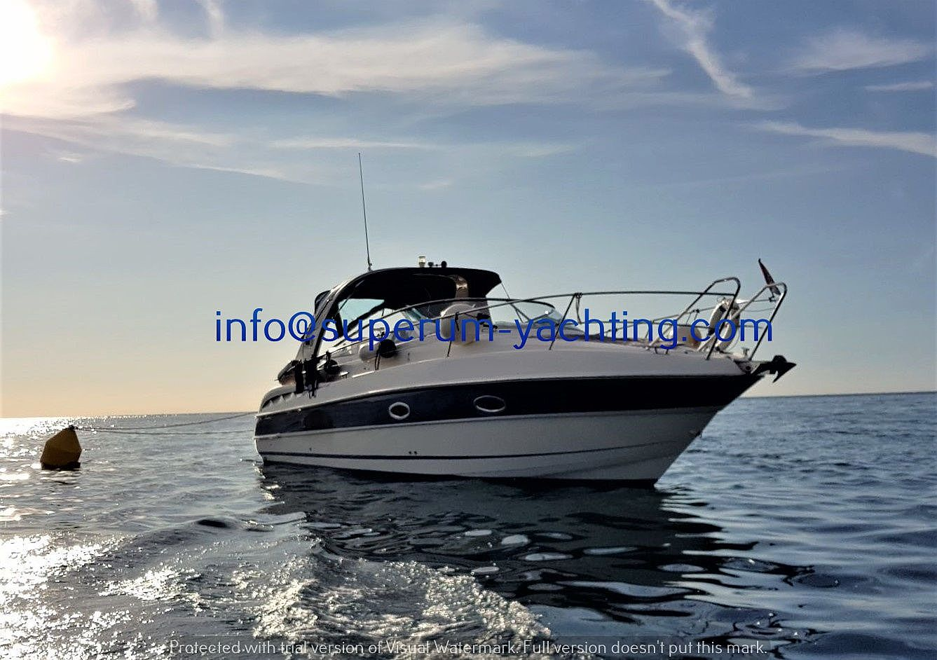 Bavaria 30 Sport2008 for sale: 57000.-EUR
