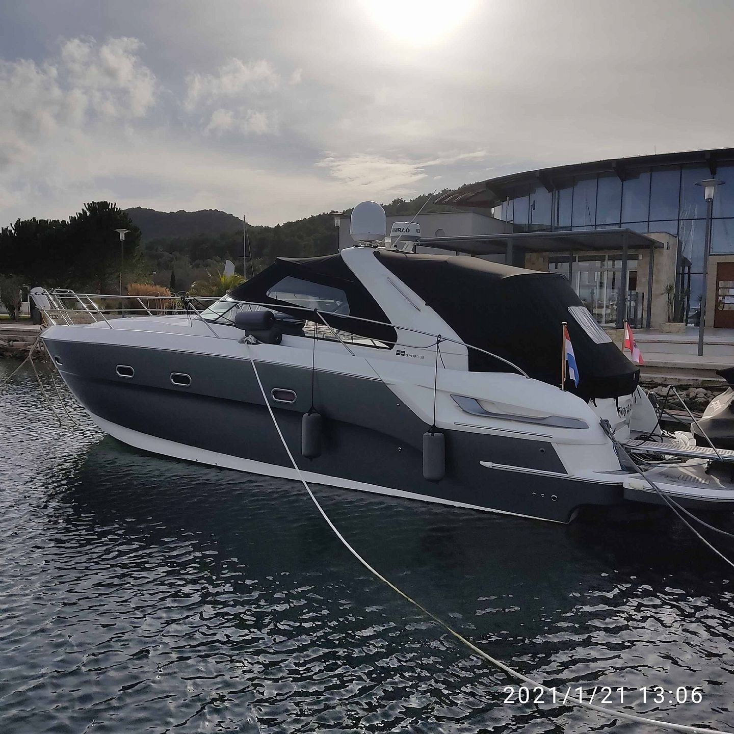 Bavaria 38 Sport2010 for sale: 175000.-EUR