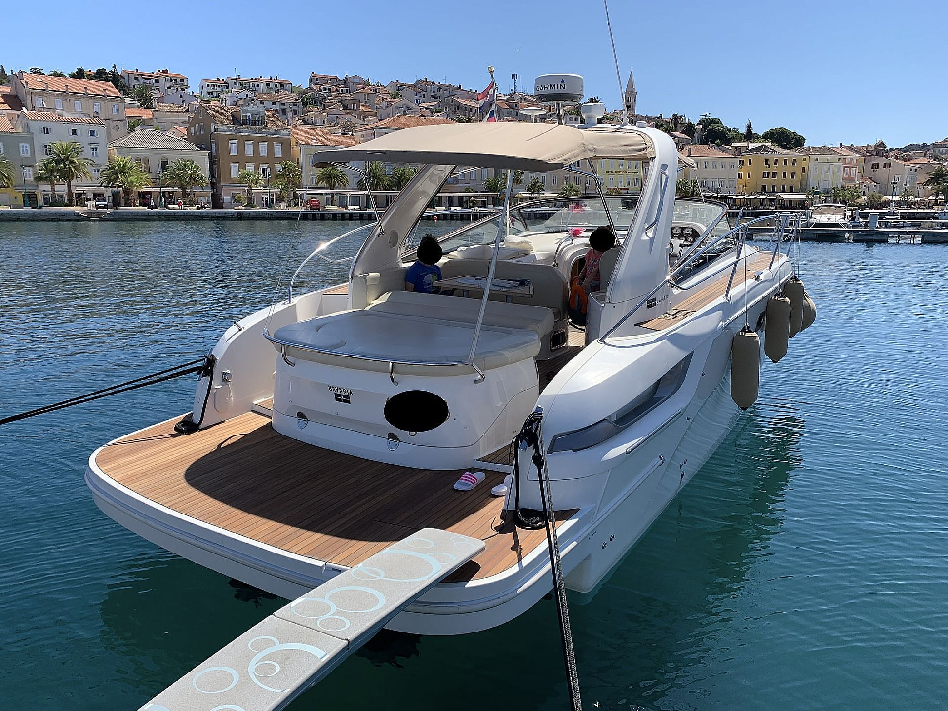 Bavaria Sport 342012 for sale: 124900.-EUR